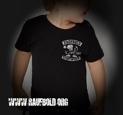 "Kids-Shirt Raufbold Fightwear ""No Mercy"""