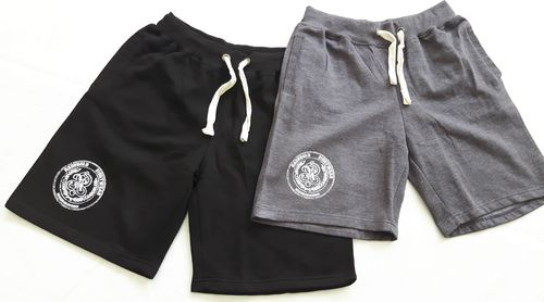 "Jog-Pant ""Go hard or go home"" kurz"
